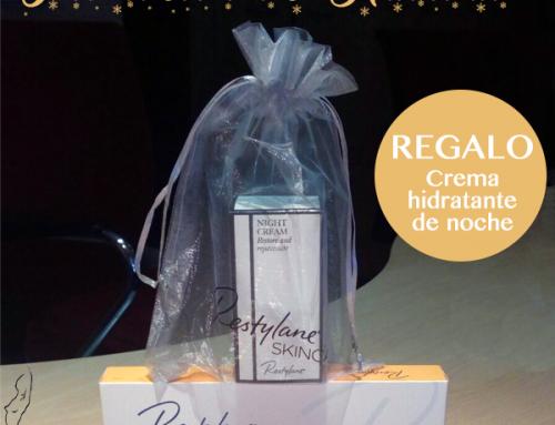 Promoció de Nadal: crema gratis amb Restylane Vital