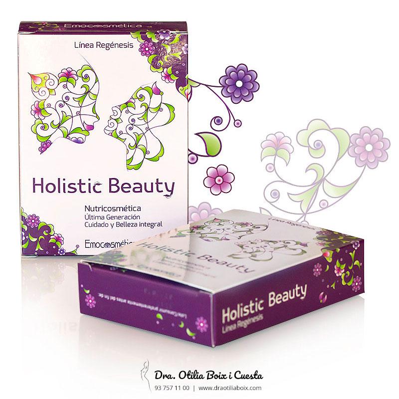 Holistic Beauty cápsulas nutricosmético piel